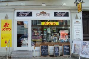 Tabac House, Berlin Friedrichshagen